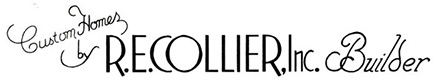 R.E. Collier, Inc. Builder