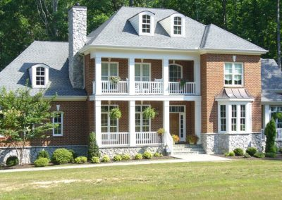 R.E. Collier INC, Builder custom home