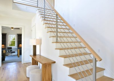 R.E. Collier INC, Builder custom stairway
