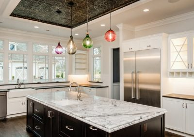 R.E. Collier INC, Builder custom kitchen