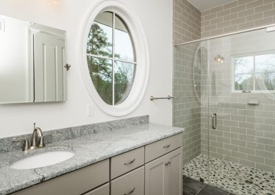 R.E. Collier INC, Builder custom bathroom